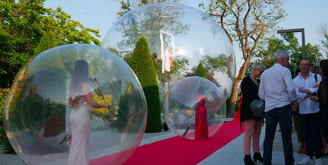 Le bal des Bulles - Eklabul & Atmo2sphere